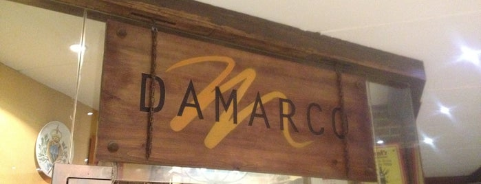 Da Marco is one of Disappointing Restaurants.
