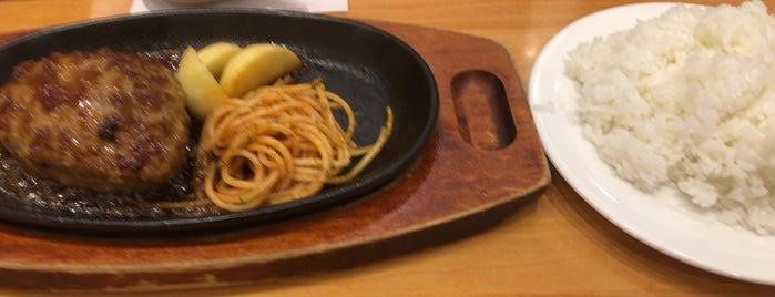 ステーキ宮 日進竹の山店 is one of Lugares favoritos de corno0903.