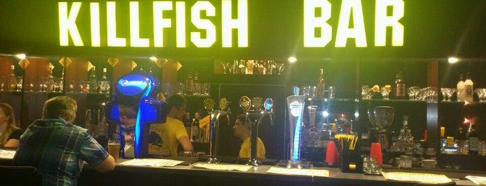 Killfish is one of Orte, die Роман gefallen.