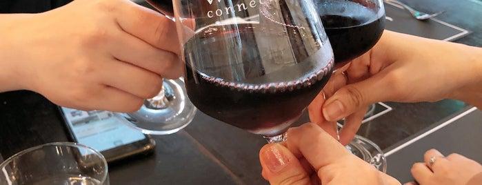Wine Connection is one of Lieux qui ont plu à Chuck.