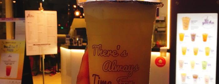 Yocha Tea & Desserts is one of Micheenli Guide: Popular/New bubble tea, Singapore.