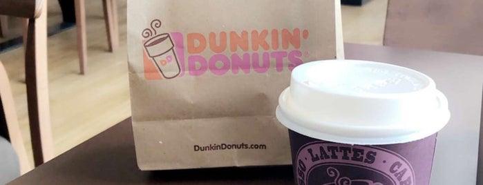 Dunkin' Donuts is one of Orte, die Dobzi gefallen.