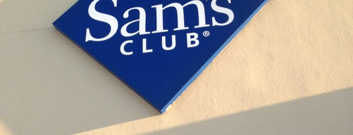 Sam's Club is one of Tempat yang Disukai Julie.