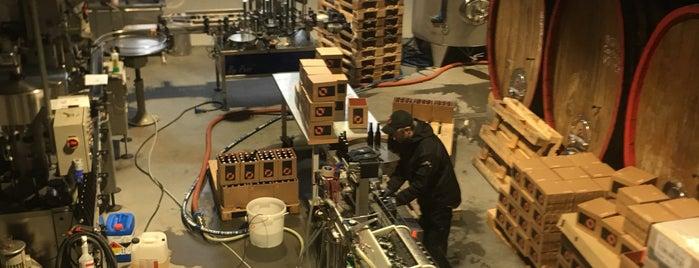 Nøgne Ø: Det Kompromissløse Bryggeri is one of Beer / Ratebeer's Top 100 Brewers [2020].