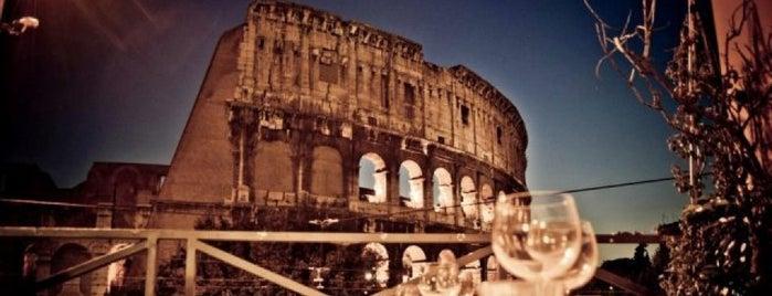 Royal Art Café Restaurant is one of Bons plans Rome.