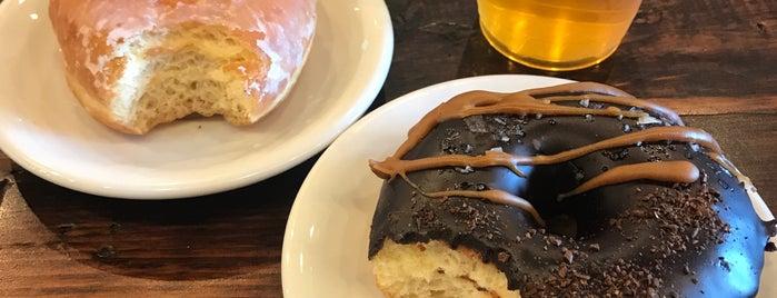 Rebel Donut Bar is one of Ben: сохраненные места.