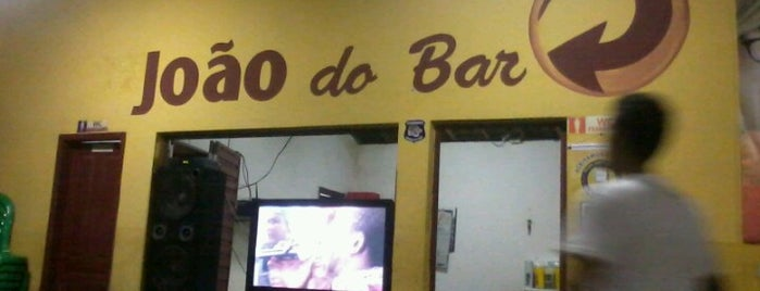 Bar do João is one of Pombal-PB.