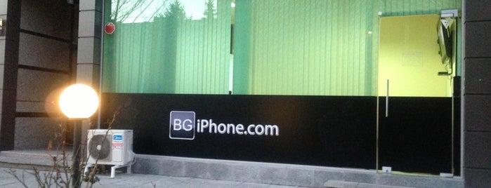 BG iPhone is one of Posti che sono piaciuti a Radoslav.