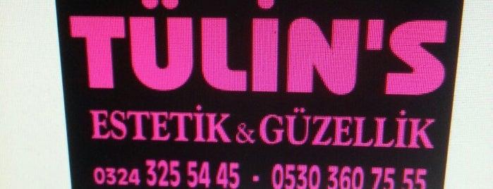 Tülin's Estetik & Güzellik is one of Yeti'nin Kaydettiği Mekanlar.
