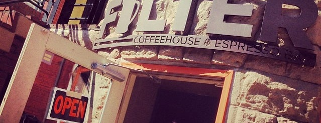 Filter Coffeehouse & Espresso Bar is one of #UberApproved in DC.