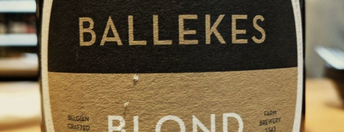BALLEKES is one of Bruxelles, ma belle.