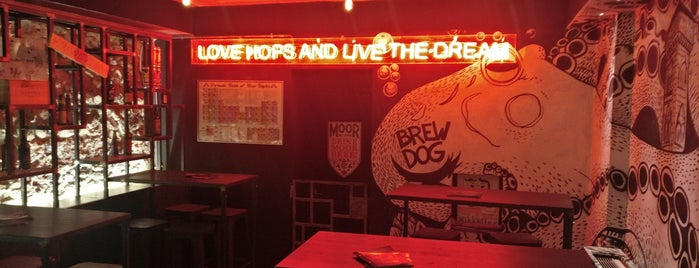 BrewDog Firenze is one of Italie — Restos 2.