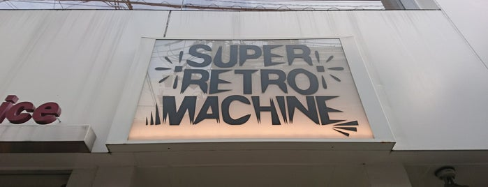 SUPER RETRO MACHINE is one of Nippon Essentials.