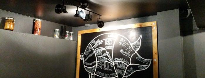 Garage Food & Drinks is one of Lieux sauvegardés par Fred.