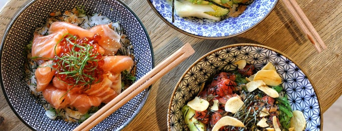 Chikarashi is one of New York Spots 1.