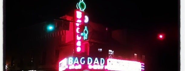 Bagdad Theater & Pub is one of Portlandia Pilgrimage.