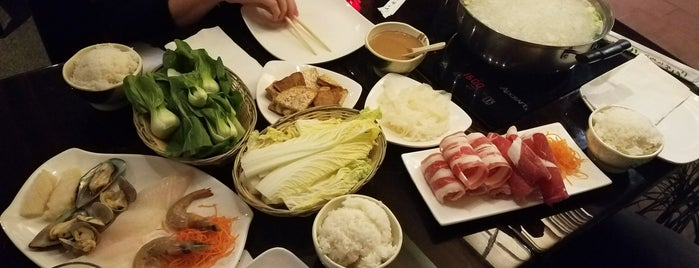 Flame Sichuan Hotpot is one of Lugares favoritos de Al.