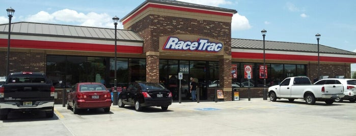 RaceTrac is one of Terryさんのお気に入りスポット.