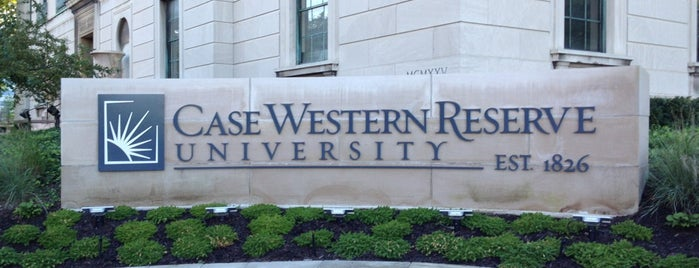 Case Western Reserve University is one of Posti che sono piaciuti a John.