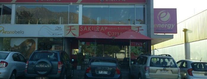 Sakura Express is one of Lugares favoritos de Ana.