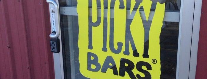 Picky Bars HQ is one of Posti che sono piaciuti a Jocelyn.