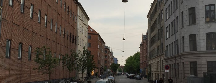 Stefansgade is one of CPH.