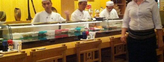 Shigueru Japanese Food is one of Itaim nosso de cada dia.
