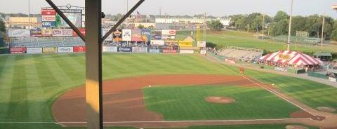 McCoy Stadium is one of Minor League Ballparks.