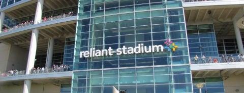 NRG Stadium is one of NFL Stadiums.