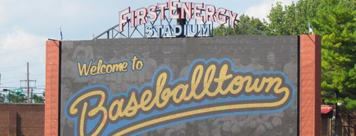 FirstEnergy Stadium is one of Minor League Ballparks.