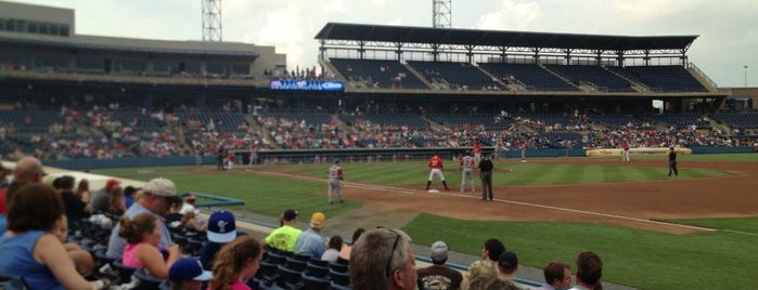Harbor Park is one of Minor League Ballparks.