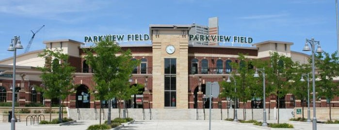 Parkview Field is one of Minor League Ballparks.