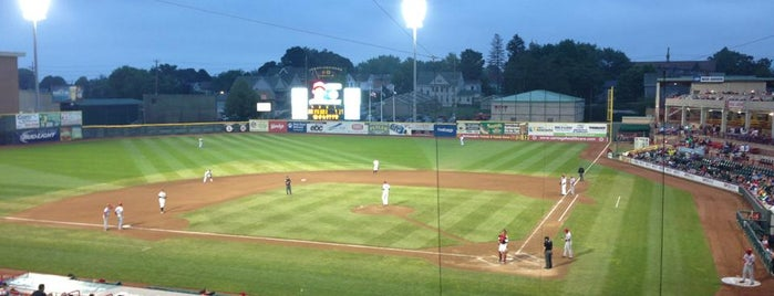 UPMC Park is one of Minor League Ballparks.