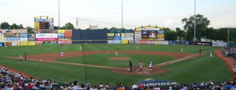 Arm & Hammer Park is one of Minor League Ballparks.