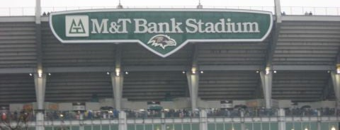 M&T Bank Stadium is one of NFL Stadiums.