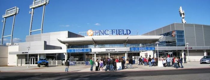 PNC Field is one of Minor League Ballparks.