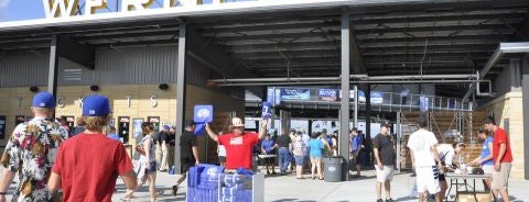 Werner Park is one of Minor League Ballparks.