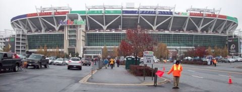 FedEx Field is one of NFL Stadiums.