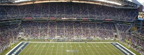 Lumen Field is one of NFL Stadiums.