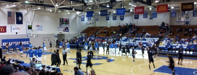 Templeton Center at PC is one of NCAA Division I Basketball Arenas/Venues.