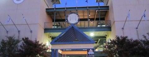 Nelson W Wolff Municipal Stadium is one of Minor League Ballparks.