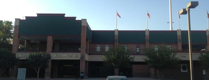 Scottsdale Stadium is one of Minor League Ballparks.