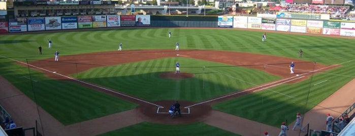 Principal Park is one of Minor League Ballparks.