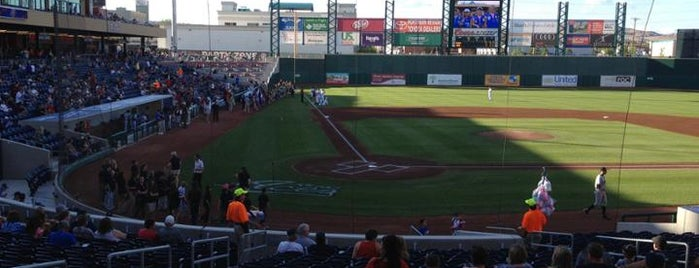 Greater Nevada Field is one of Minor League Ballparks.