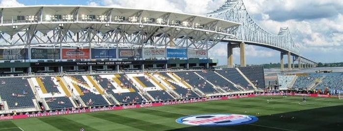 Subaru Park is one of MLS Stadiums.