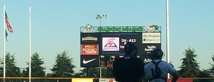 Ron Tonkin Field is one of Minor League Ballparks.