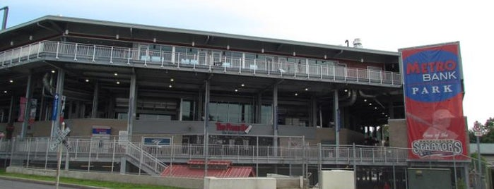 FNB Field is one of Minor League Ballparks.