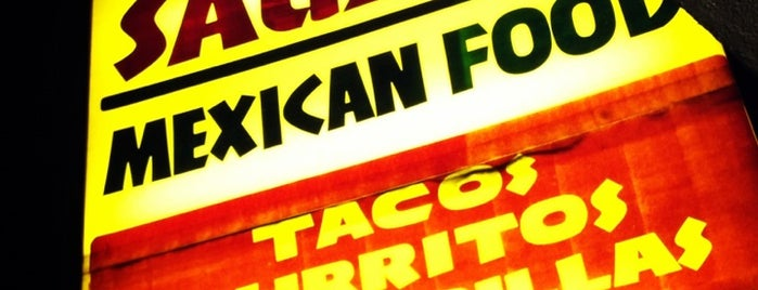 El Sauz Tacos is one of LA Eastside.