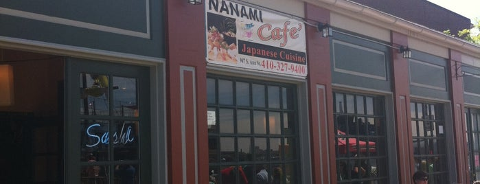 Nanami Cafe is one of Lieux qui ont plu à Leandro.