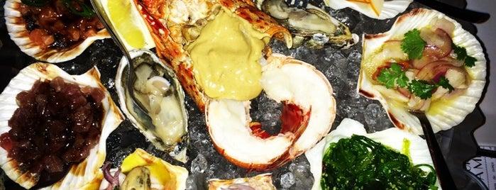 Pescatore - Boutique Gourmet e Petiscaria is one of Restaurantes - Aracaju.